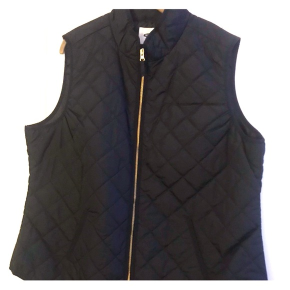 Old Navy Other - Old navy black vest